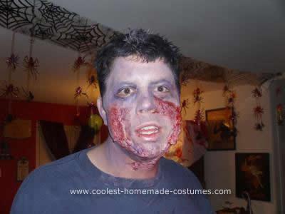 Halloween Zombie Costumes Homemade Homemade Zombie Costume