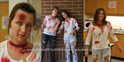 Halloween Zombie Costumes Homemade Homemade Zombie Costumes
