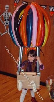 Hotair Balloon Costume