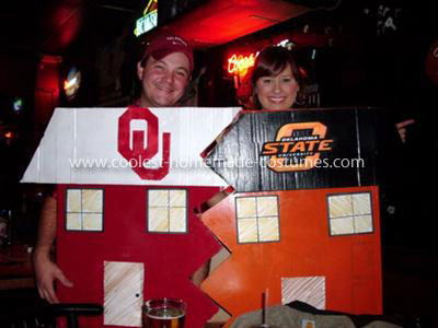 Coolest House Divided Costume