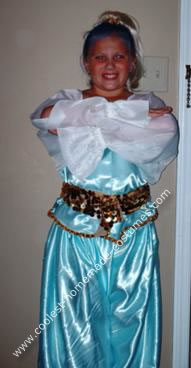 Homemade I Dream of Jeanie Costume