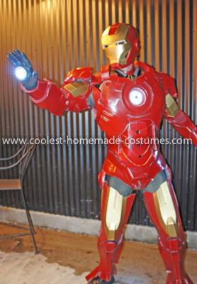 Coolest Iron Man Costume 17
