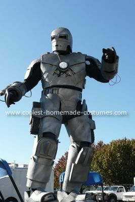 Iron Man Halloween Costume
