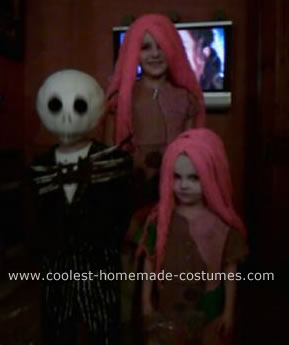 Jack and Sally Costumes