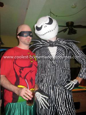 Coolest Jack Skellington Costume 69