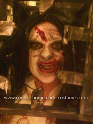 Homemade Jackal from Thirteen Ghosts Costume