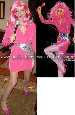 Coolest Jem Costume