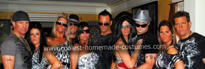 Jersey Shore Costume