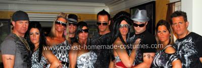 Jersey Shore Costume