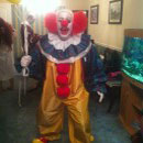 Pennywise the Clown Costumes