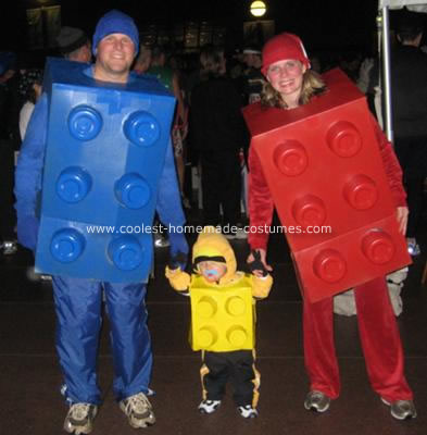 : lego costume homemade  - Germanpascual.Com