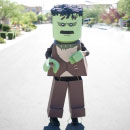 Frankenstein Minifigure Costumes