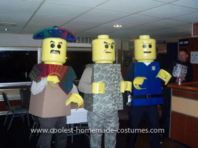 homemade lego men halloween unique homemade halloween costumes for men - Home Made Halloween Costumes For Men