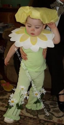 Little Daisy Costume