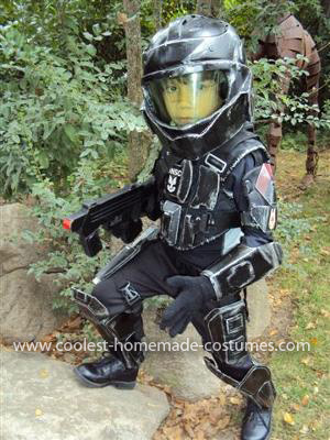 Gallery For gt Halo Odst Costume