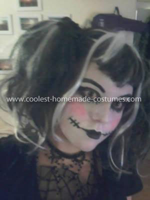 Coolest Living Dead Doll Costume