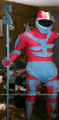 how to make lord zedd costume
