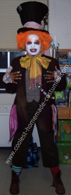 Mad Hatter DIY Costume