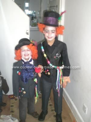 Mad Hatters Homemade Costumes