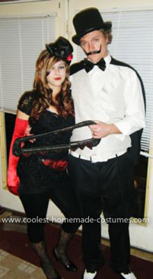 Coolest Magic Trick Gone Wrong Couple Costume 4
