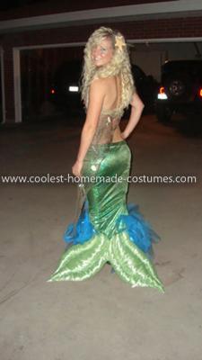 Coolest Mermaid Costume 30