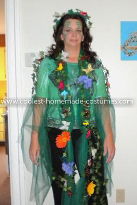 Coolest Mother Nature Costume 5