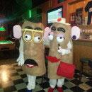 Mr Potato Head Costumes