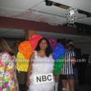 NBC Peacock Costumes