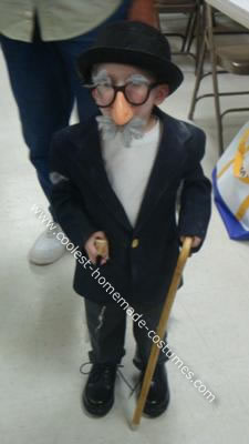 My Li'l Old Man Costume