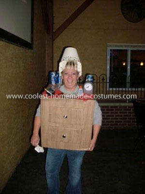 Homemade One Night Stand Costume