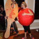 Paddle Ball Costumes