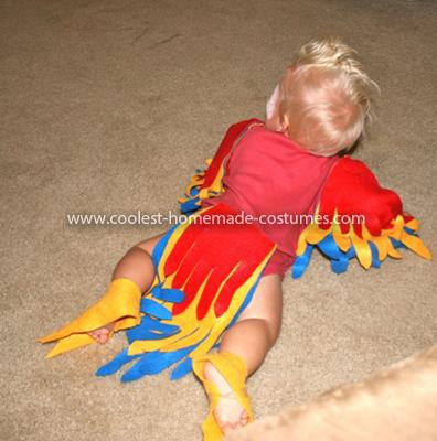 Coolest Parrot Infant Costume 21