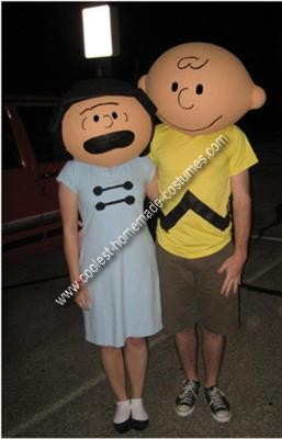 Peanuts Couple Costume