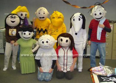 Accounting Department - Peanuts Gang 2008