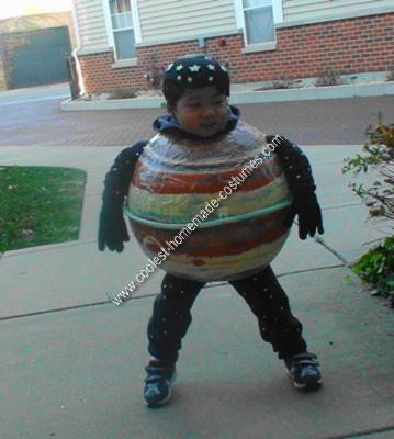 planet mars costume - photo #32