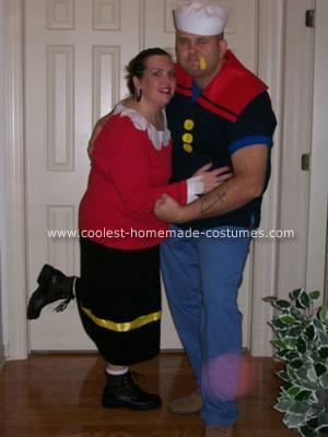 Kris humphries popeye and olive oyl coolest popeye and olive oyl solutioingenieria Choice Image