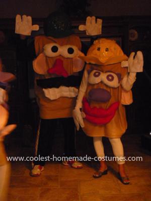 Coolest Potato Head Costumes 41