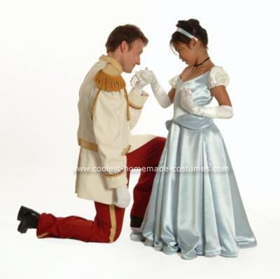 York Dress on Coolest Prince Charming And Cinderella Costume 3
