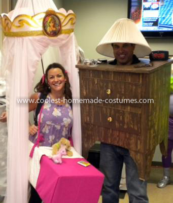 Coolest Princess Bed Costume