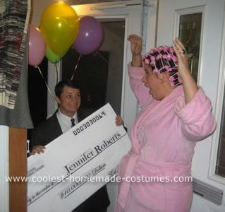 Coolest Publishers Clearing House Costume