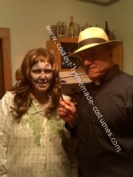 Regan from the Exorcist DIY Costume