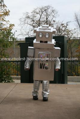 Coolest Robot Costume 71