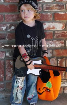 Rock Star Costume
