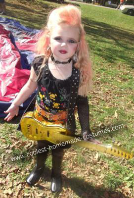 Ooops This Page Doesn39t Exist. SaveEnlarge · 1000 Ideas About Rock Star Costumes ...  sc 1 st  Meningrey & Homemade Rock Star Costume - Meningrey