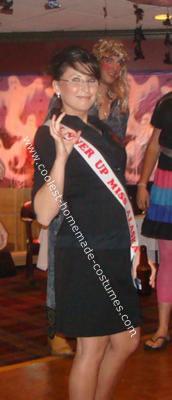 Homemade Sarah Palin Costume