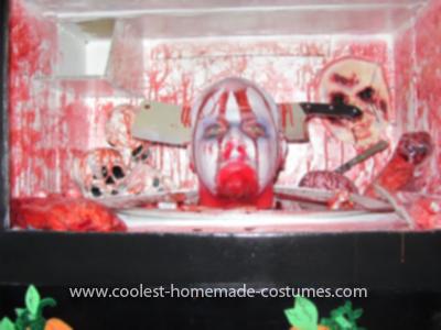 Coolest Scary Fridge Costume 23