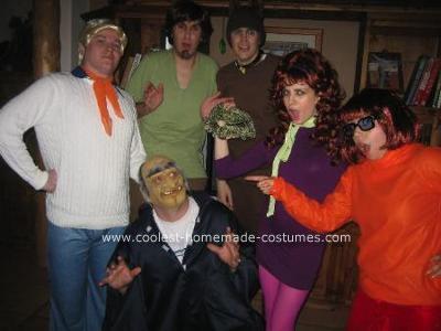 Coolest Scooby Doo Halloween