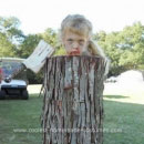 Severed Head on a Tree Trunk Costumes