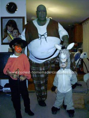 Homemade Shrek Group Costume · Shrek Donkey Costumes & Shrek Donkey Costumes - lekton.info