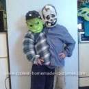 Double-Headed Illusion Costumes